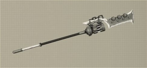 nier automata machine sword