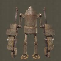 nier automata machine arms