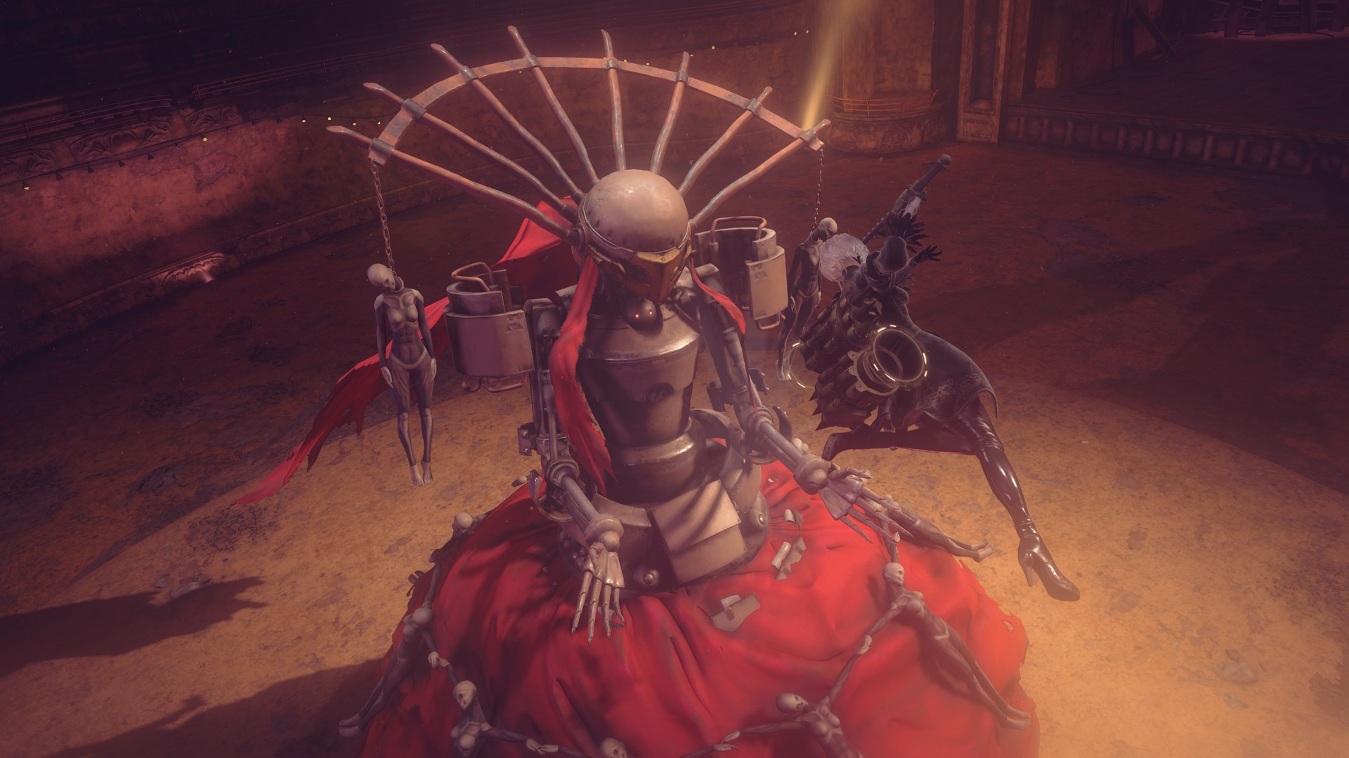 Beauvoir Nier Automata Wiki